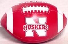 "NCAA-6"" Vinyl Football-2"
