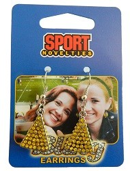 Cheese-Bling Earrings