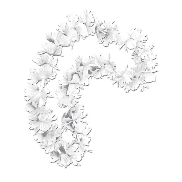 Silk Flower Leis