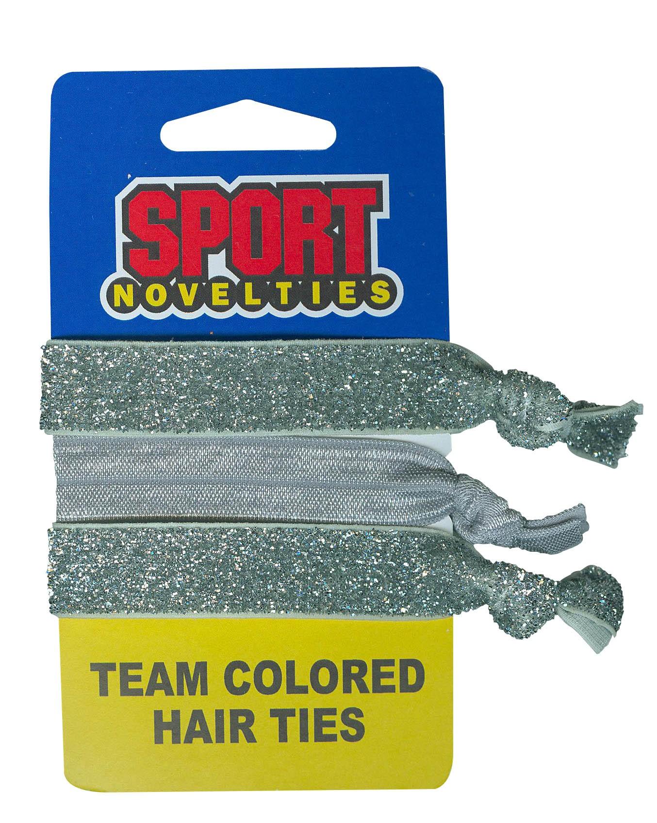 HAIR TIE-Silver