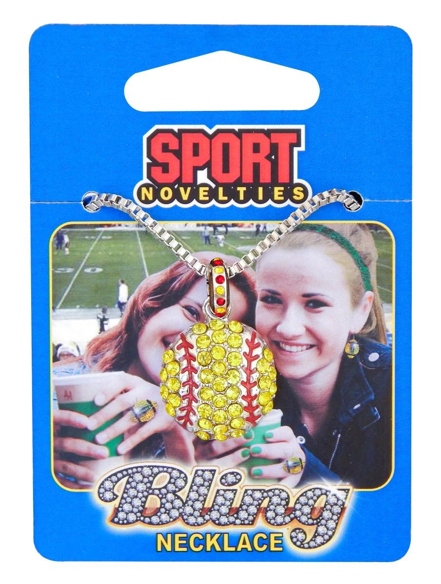 Necklace-Softball