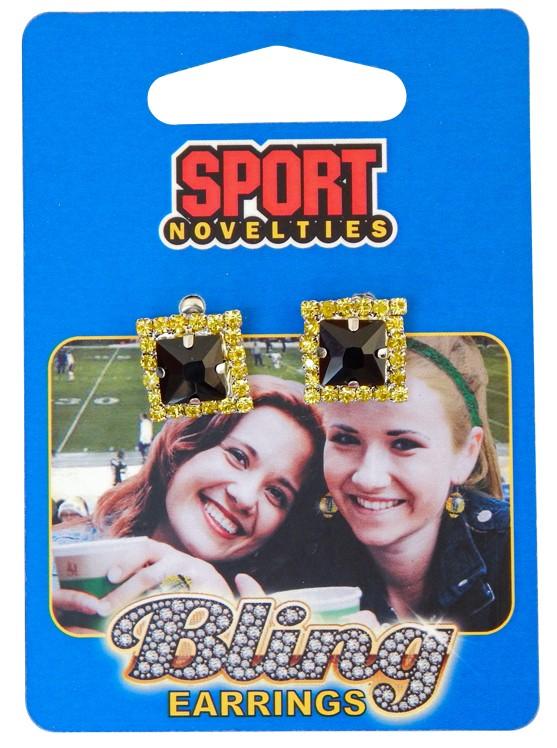 Earrings-SQ-BKGO