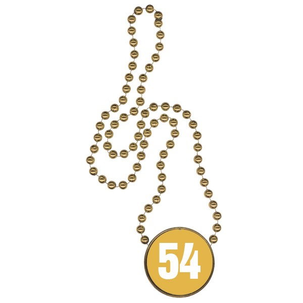 V8 Player Number Decal Beads