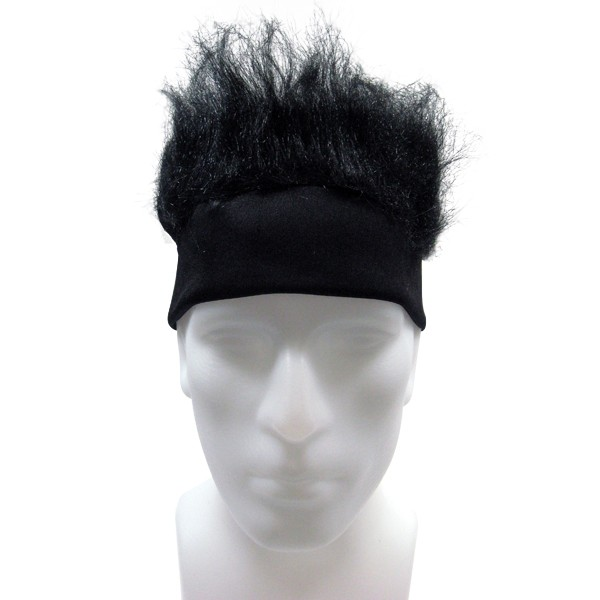 Team Color Headband Wigs