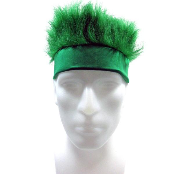 Team Color Headband Wigs