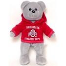 """NCAA-14"""" Hoodie Bear-1"""