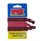 HAIR TIE-Burgundy