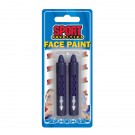 Two Stick Face Paint Crayons