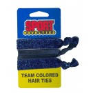HAIR TIE-Navy Blue