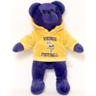 NFL-Team Color Hoodie Bear-2