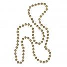 "33"" Throw Beads"