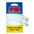 HAIR TIE-White